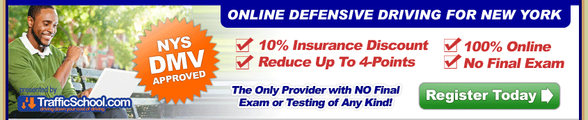 Hempstead Defensive Driving Online