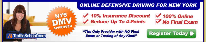 Patchogue Defensive Driving Online